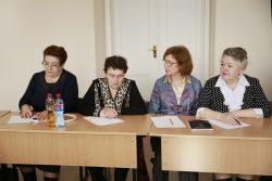 В КБГУ прошло заседание Объединенного совета ветеранов вуза