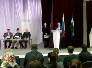 В КБГУ вспоминали тяготы и невзгоды тринадцатилетней депортации балкарского народа