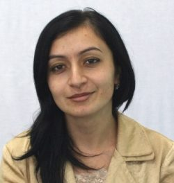 Хафицева (Жапуева) Залина Мухамедовна