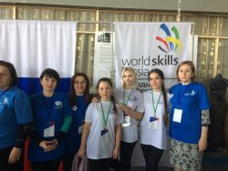 Студентка педагогического колледжа педагогического института одержала победу в отборочных соревнованиях «Молодые профессионалы» (WorldSkills Russia) в Якутске