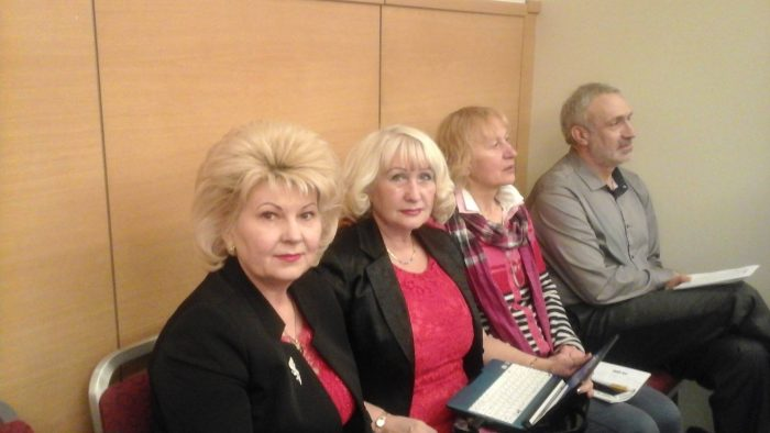 Сотрудники Педагогического института КБГУ приняли участие во Всероссийском Форуме «Наши дети»