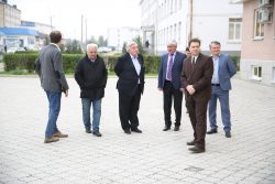 Студенты вуза встретились с директором Российского этнографического музея Владимиром Грусманом