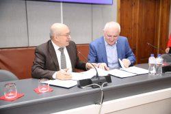 В КБГУ подписан договор о сотрудничестве с сетью гостиниц «Снежный барс»