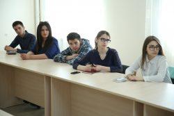 КБГУ стал площадкой для учреждения студенческого совета КБР