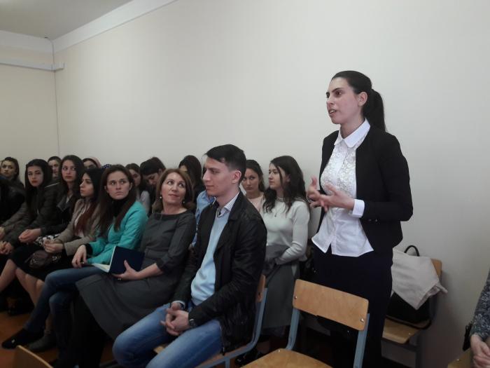В Педагогическом институте КБГУ состоялся круглый стол «Профориентация и трудоустройство»