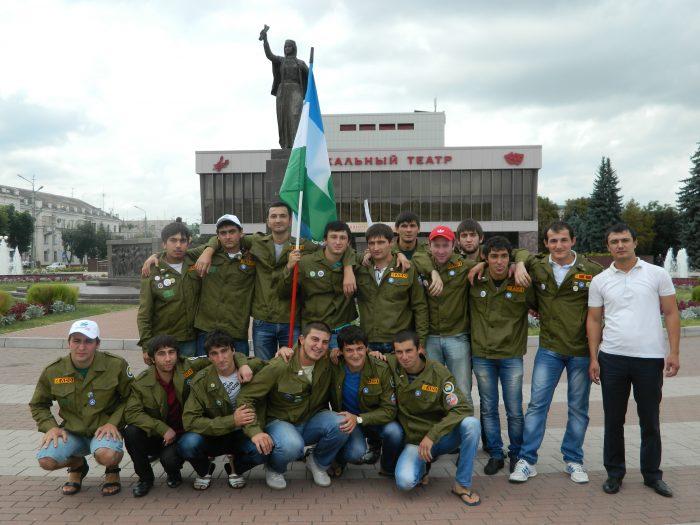 вместе с отрядом Эльбрус DSCN3186