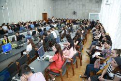 Депутат Госдумы Адальби Шхагошев пообщался с молодежью в альма-матер