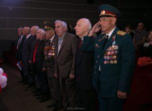 В университете начались праздничные мероприятия ко Дню Победы