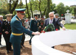 В КБГУ отпраздновали День Победы