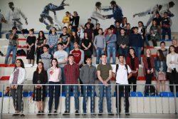 В университете прошел первый республиканский студенческий турнир по мини-футболу