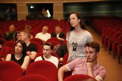 В университете побывали этнические адыги из Турции