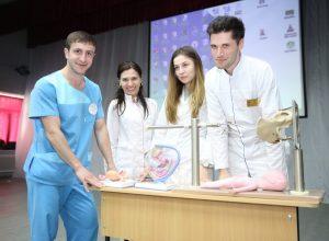 На медицинском факультете прошла олимпиада «Акушерство и гинекология»