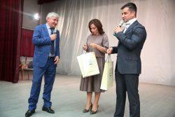 Черим Нахушев побеседовал со студентами КБГУ