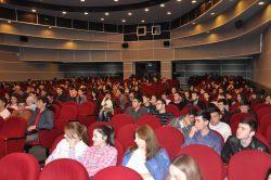 Студентам КБГУ и КБГАУ прочитали лекцию о внутренних угрозах страны