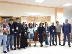 Наши студенты рассказали о достижениях университетских клубов на фестивале в Грозном