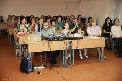 В университете прошёл литературно-музыкальный вечер «Рожденный радовать детей»