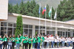 Студенты КБГУ поднимут флаг Всемирного фестиваля молодежи – 2017 на вершину Эльбруса