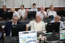 Ученые Курчатовского института заинтересовались научными проектами КБГУ