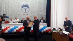 Ректор КБГУ награжден Почетной грамотой Торгово-промышленной палаты КБР