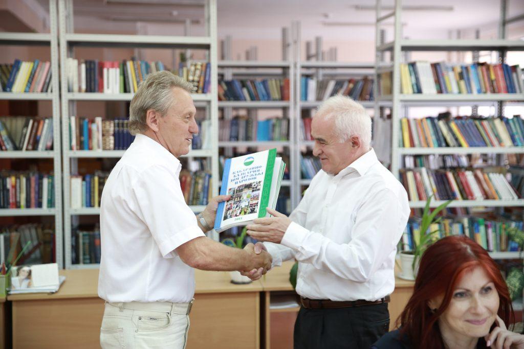 В КБГУ завершилась работа международной летней школы «Корни дружбы наших народов – в нашей истории»