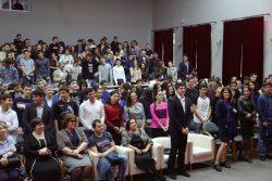Посвятите меня: первокурсники КИТиЭ КБГУ прошли посвящение в студенты