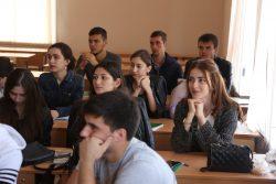 Студентам КБГУ рассказали, как не обанкротиться сразу после создания своей фирмы