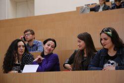 Студенты КБГУ встретились с известным архитектором