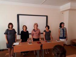 Первокурсники ИППиФСО КБГУ встретились с руководством института и будущими преподавателями