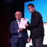 Бюст Камбулата Керефова открыли в холле института физики и математики КБГУ
