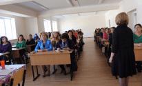 В институте педагогики, психологии и физкультурно- спортивного образования прошел практический семинар «Дошкольное образование: развивающее и развивающееся»