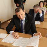 В КБГУ министр экономического развития КБР написал «Большой этнографический диктант»