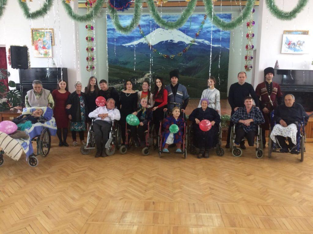 Интернат для престарелых и инвалидов государственный проект пансионата для пожилых людей реферат