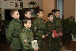1000 экземпляров книг в дар кадетам от КБГУ
