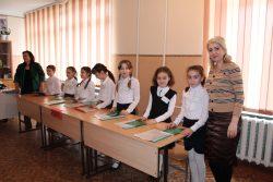Неделя науки в Лескенском районе, с. Аргудан, школа №3_09.02.2018г.