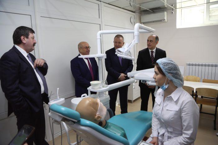 Уникальный симуляционный центр открыт в КБГУ