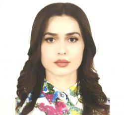 Хараева Аминат Руслановна