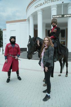 Знакомство с российским Кавказом