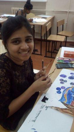 Сокровище нартов нашли студенты из Индии