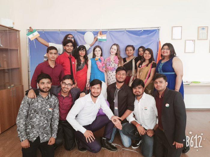 Частица Индии в КБГУ