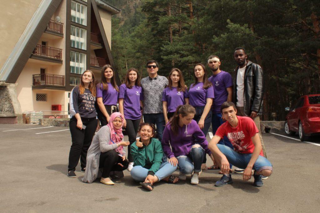 Школа волонтерского мастерства – 2018 – новый уровень