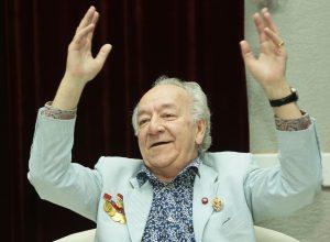Юрий Темирканов: Я не мог уклониться от этой встречи