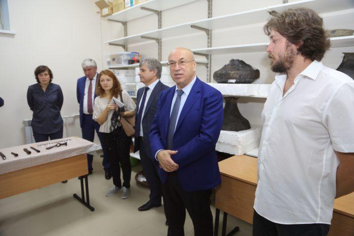 Археологическая экспедиция Эрмитажа – 2018 завершена