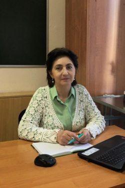 Залиханова Аминат Хамидовна