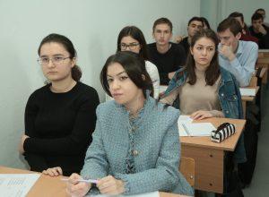 КБГУ стал площадкой для Всероссийского экономического диктанта