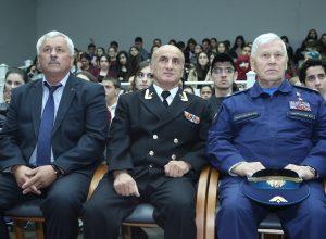 Владимир Шарпатов в КБГУ