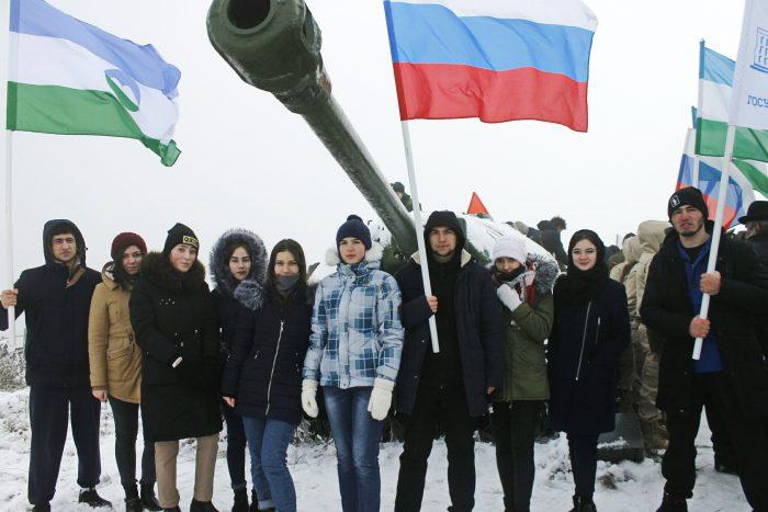 КБГУ Курпские высоты ДОСААФ