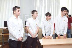 Открытие информационного класса КБГУ