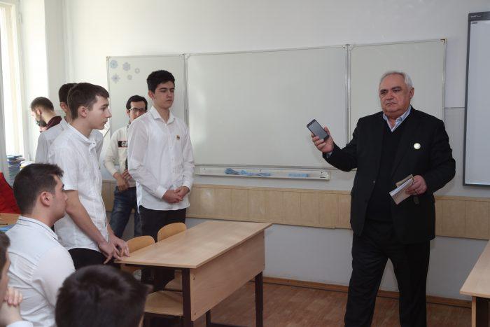 Информационный класс КБГУ в лицее №2