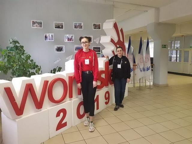 Студентка КБГУ стала финалисткой VII Национального чемпионата
