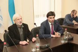 Встреча с Ефремом Амирамовым